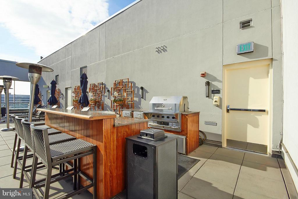 Roof Top- Great Views & Outfitted for Entertaining - 1111 19TH ST N #1503, ARLINGTON