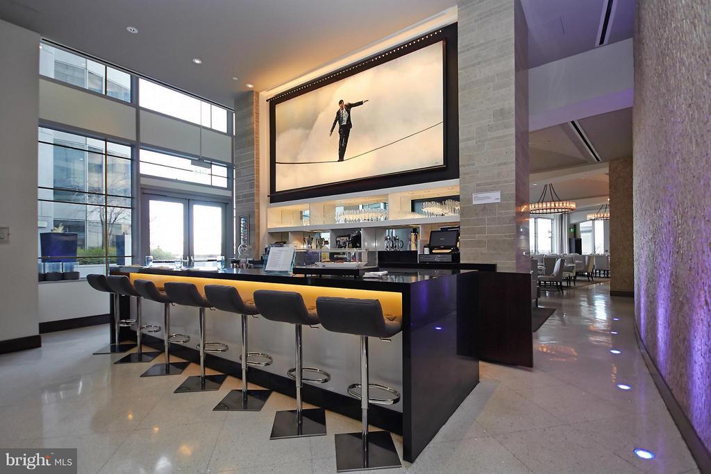 Amuse Restaurant & Bar Inside Bldg - 1111 19TH ST N #1503, ARLINGTON
