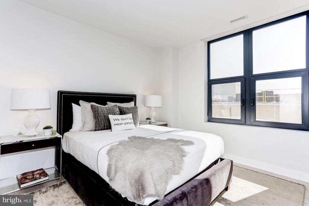 2nd Bedroom - 1427 RHODE ISLAND AVE NW #PH3, WASHINGTON
