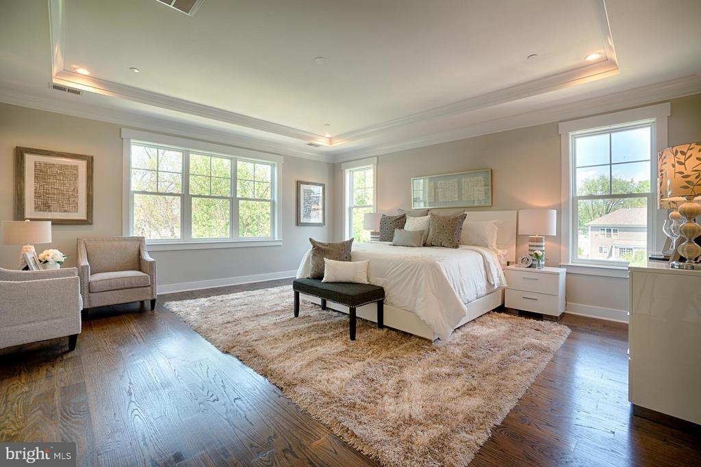 Bedroom (Master) - 7017 WOODLAND DR, SPRINGFIELD