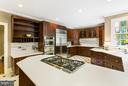 Kitchen - 3008 WEBER PL, OAKTON