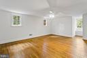 4th level loft Bedroom - 3008 WEBER PL, OAKTON
