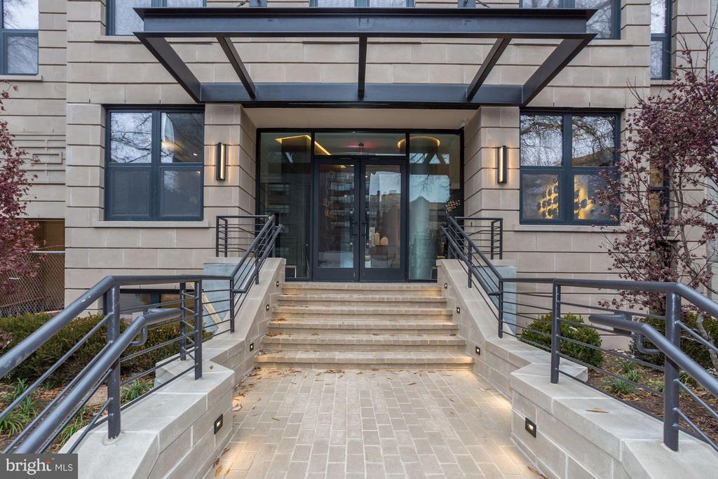 Exterior (Front) - 1427 RHODE ISLAND AVE NW #301, WASHINGTON