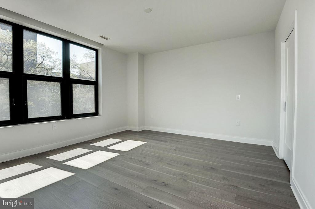 Bedroom (Master) - 1427 RHODE ISLAND AVE NW #301, WASHINGTON
