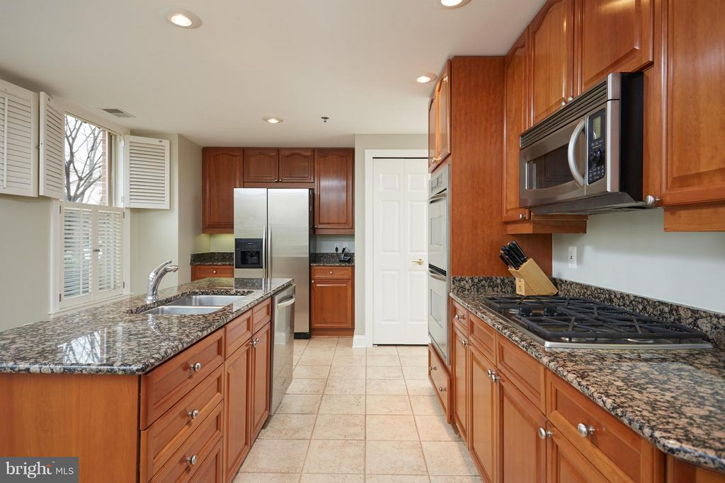 Granite and Stainless - 1555 COLONIAL TER #501, ARLINGTON