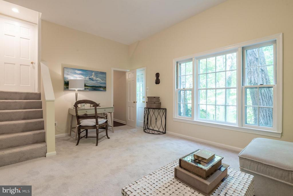 Great space to relax - 6212 RANDALL CT, ALEXANDRIA