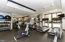 In house gym...Lets get physical - 1001 RANDOLPH ST N #722, ARLINGTON