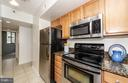 Stainless appliances and plenty of storage - 1001 RANDOLPH ST N #722, ARLINGTON