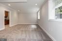 5th bedroom with full kitchenette and bathroom - 103 CLEVELAND ST, ARLINGTON