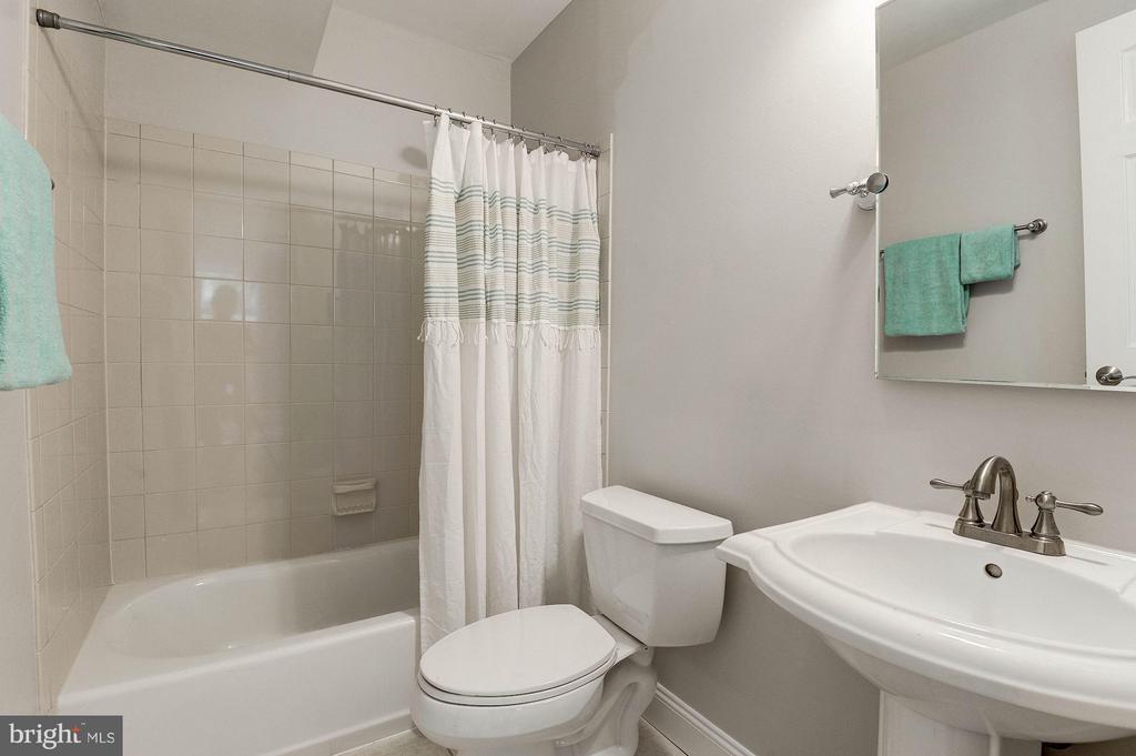 Lower level full bath. - 103 CLEVELAND ST, ARLINGTON