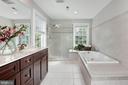 5 piece owner's bath with deep soaking tub - 103 CLEVELAND ST, ARLINGTON