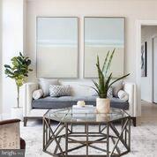 Living Room - 1427 RHODE ISLAND AVE NW #PH1, WASHINGTON