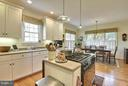 Kitchen - 6025 GROVE DR, ALEXANDRIA