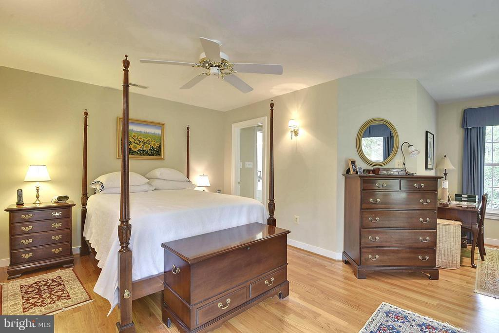 Master Bedroom - 6025 GROVE DR, ALEXANDRIA