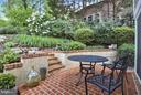 Patio - 6025 GROVE DR, ALEXANDRIA