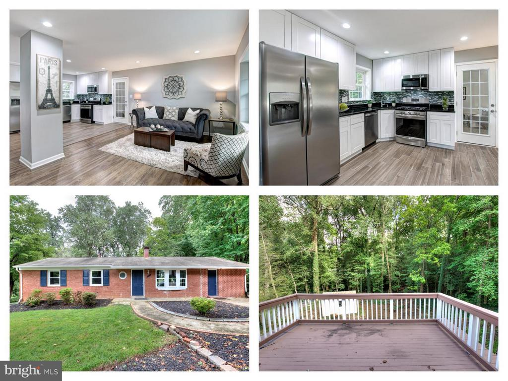 4301  OLLEY LANE 22032 - One of Fairfax Homes for Sale