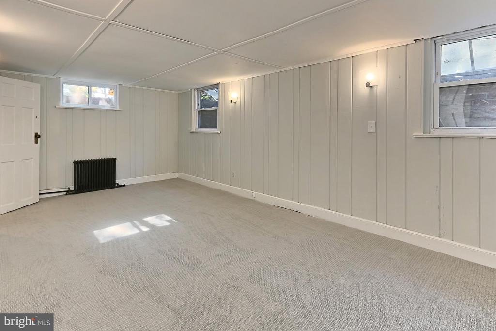 Recreation Room - 3712 PERSHING DR N, ARLINGTON