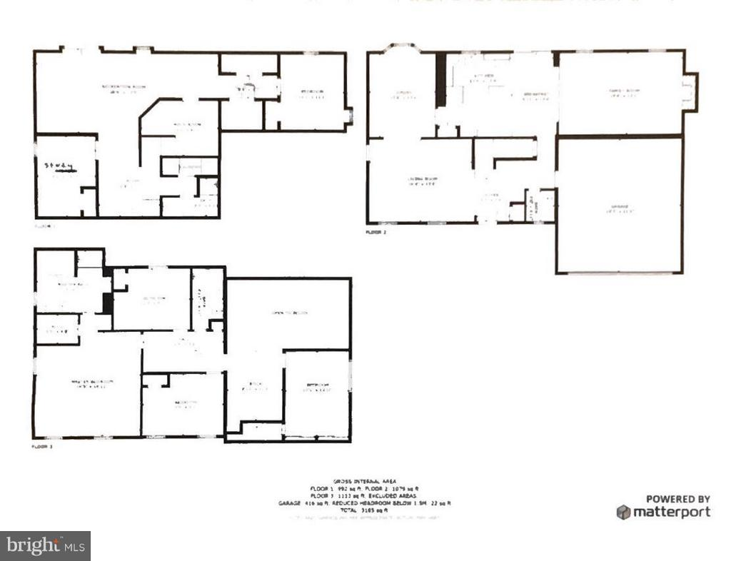 Floor Plan - 11206 BRADBURY LN, RESTON