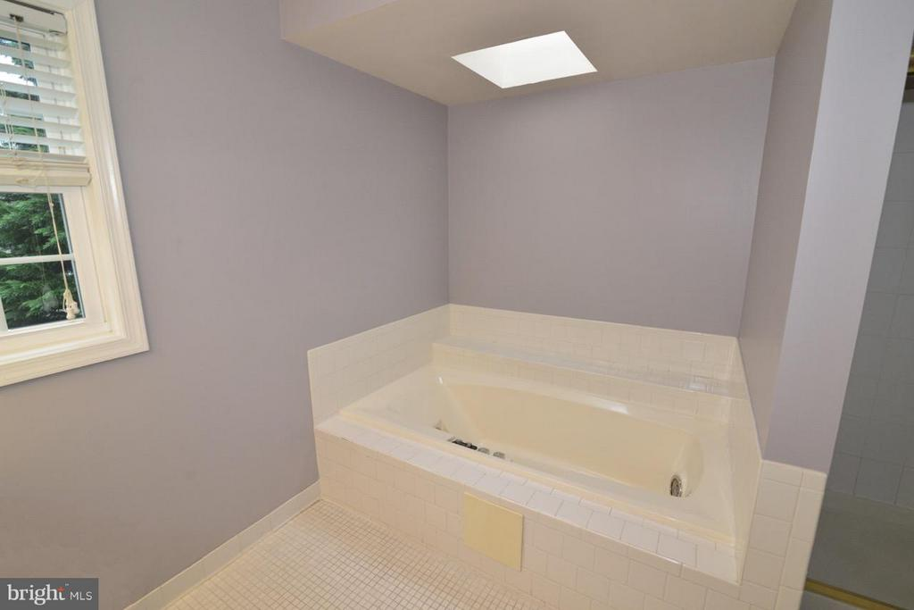 Bath (Master) Soaking Tub - 11206 BRADBURY LN, RESTON