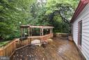 Multi Tier Deck - Upper Level - 11206 BRADBURY LN, RESTON
