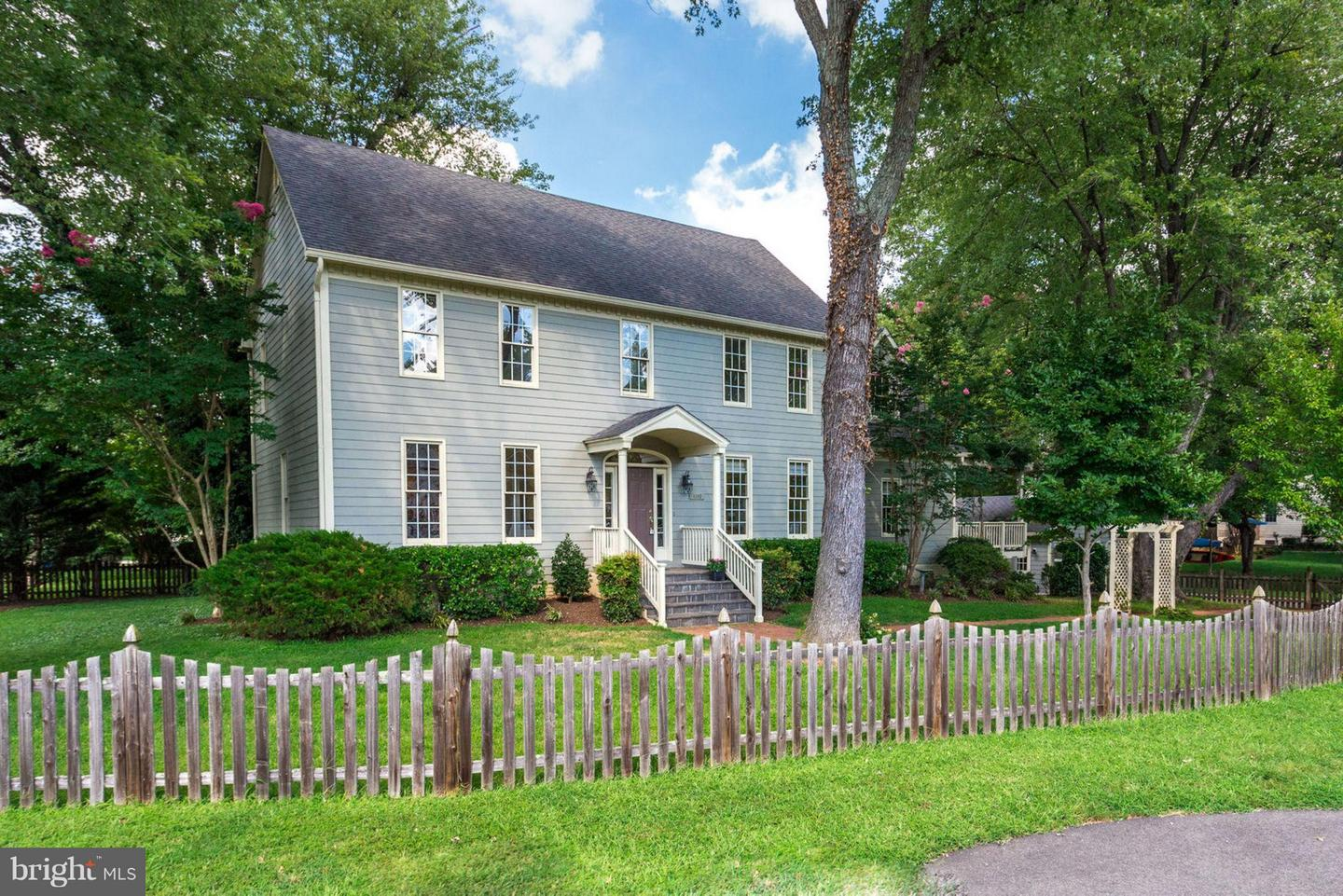 Single Family for Sale at 1262 Olde Towne Rd Alexandria, Virginia 22307 United States