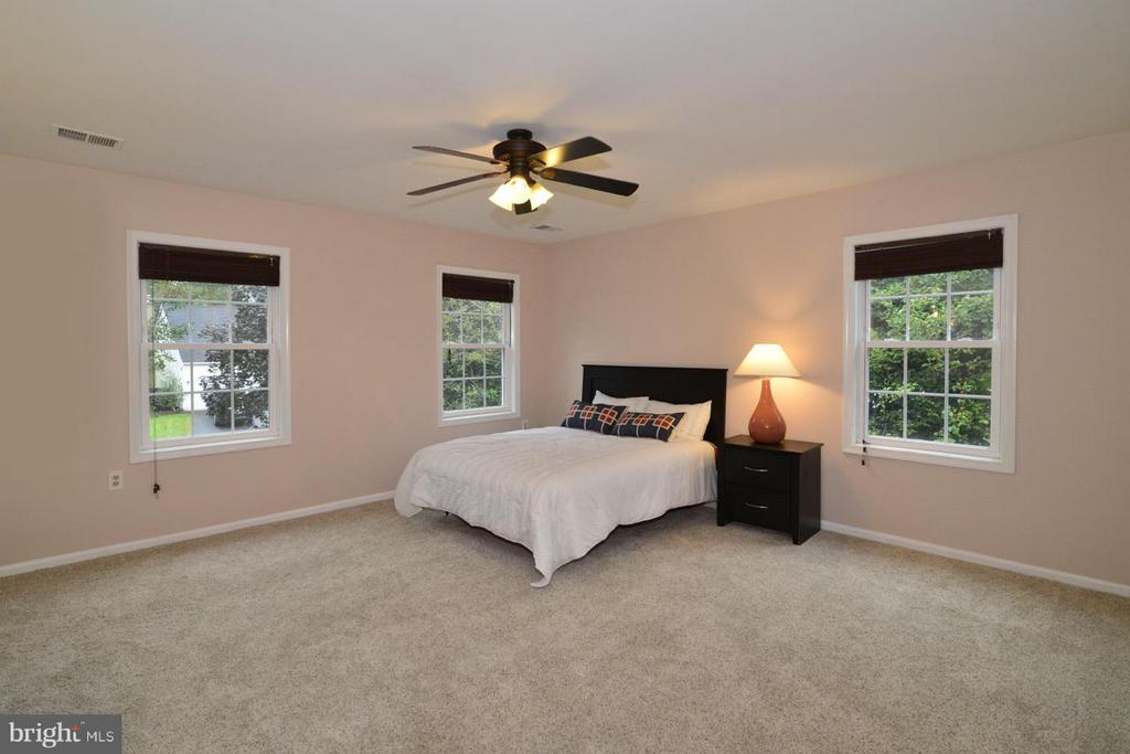 Master Bedroom - 11206 BRADBURY LN, RESTON