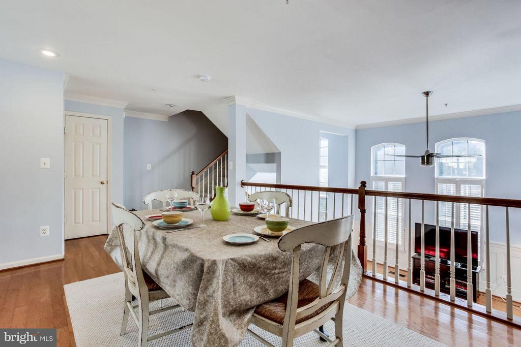 Dining Room - 12079 TRUMBULL WAY, RESTON