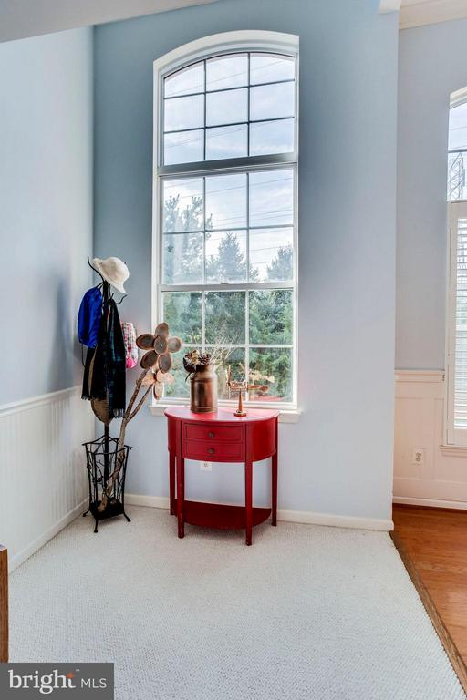 Lots of natural light floods into the space - 12079 TRUMBULL WAY, RESTON