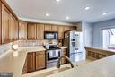Kitchen - 12079 TRUMBULL WAY, RESTON