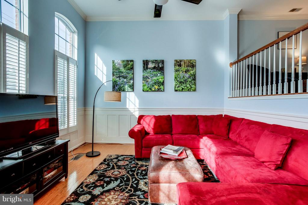 Lots of natural light - 12079 TRUMBULL WAY, RESTON