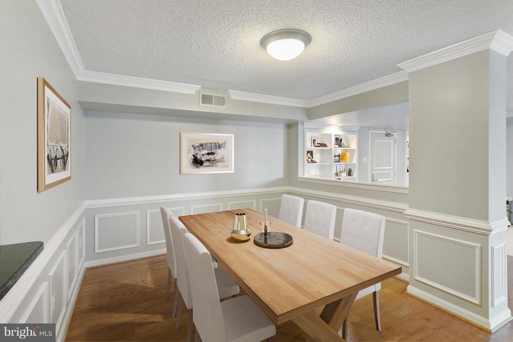 Dining Room - 1515 ARLINGTON RIDGE RD S #503, ARLINGTON