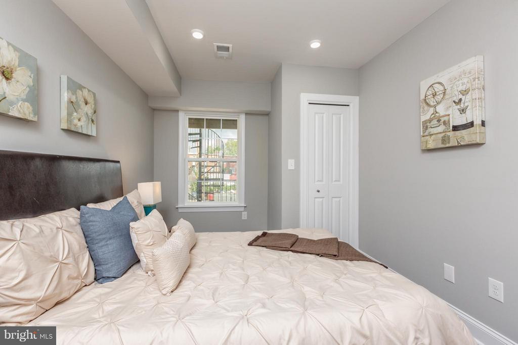 Bedroom - 718 JACKSON ST NE #2, WASHINGTON