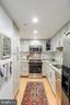 Kitchen - 1530 KEY BLVD #527, ARLINGTON