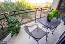2 Balconies! - 1530 KEY BLVD #506, ARLINGTON