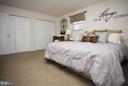 Bedroom (Master) - 1 SUMNER CT, FREDERICKSBURG