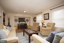 Living Room - 1 SUMNER CT, FREDERICKSBURG