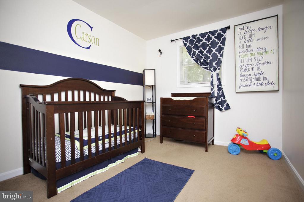 Bedroom - 1 SUMNER CT, FREDERICKSBURG