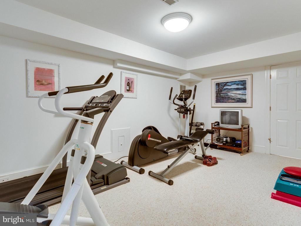 Exercise Room. - 2107 POLO POINTE DR, VIENNA