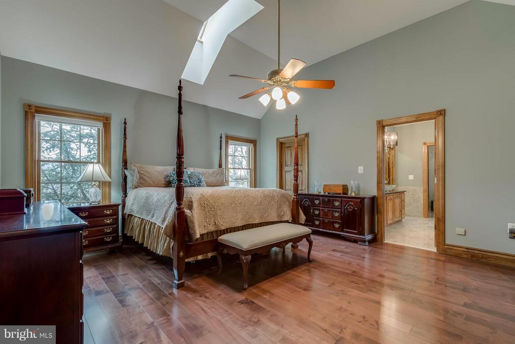 Main Level Master Bedroom Suite - 40821 HANNAH DR, WATERFORD
