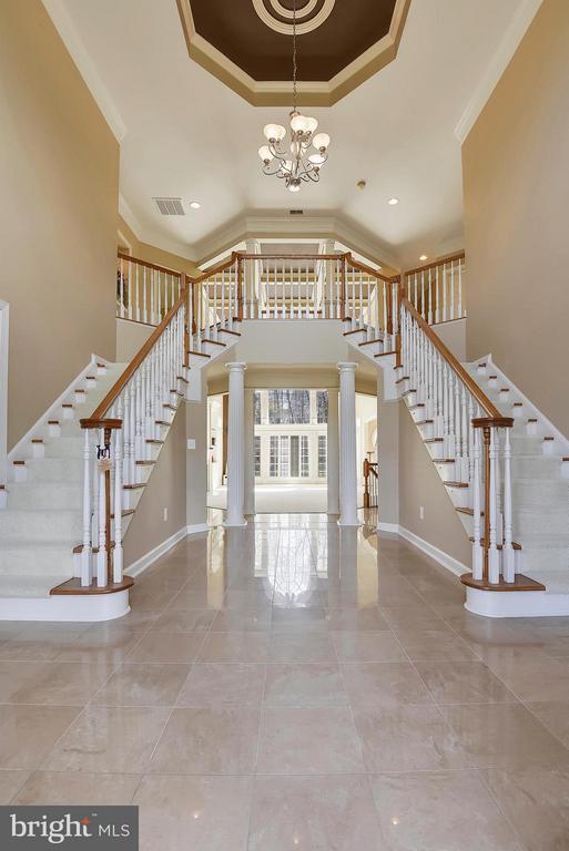 Grandeur Entrance - 42739 CEDAR RIDGE BLVD, CHANTILLY