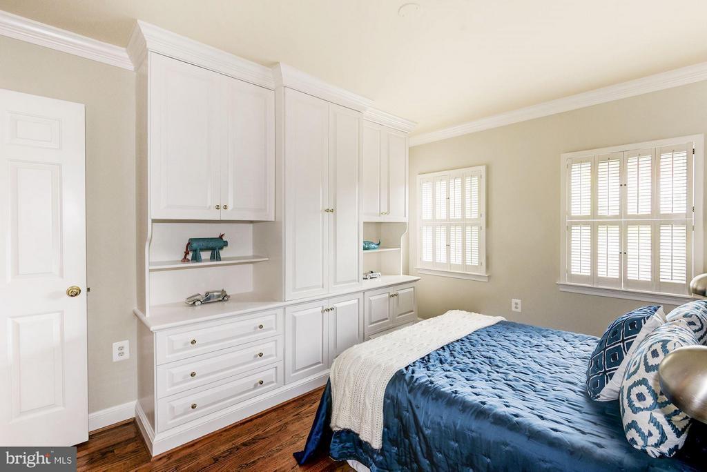 Third Bedroom With Custom Built-ins - 223 PRINCESS ST, ALEXANDRIA