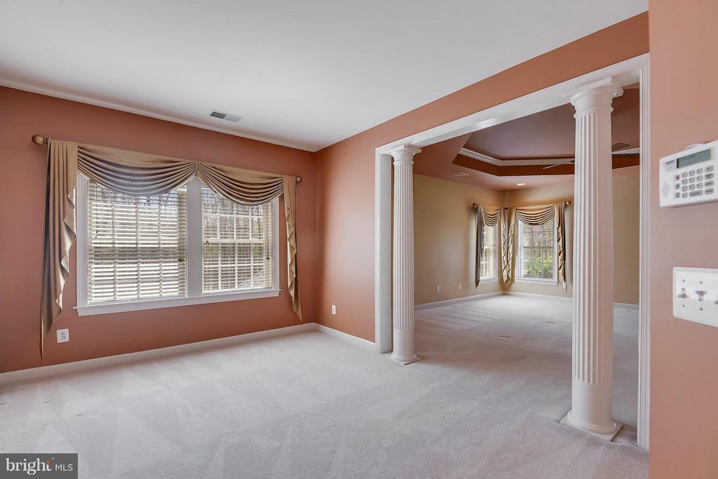 Bedroom (Master) - Simply Spectacular! - 42739 CEDAR RIDGE BLVD, CHANTILLY