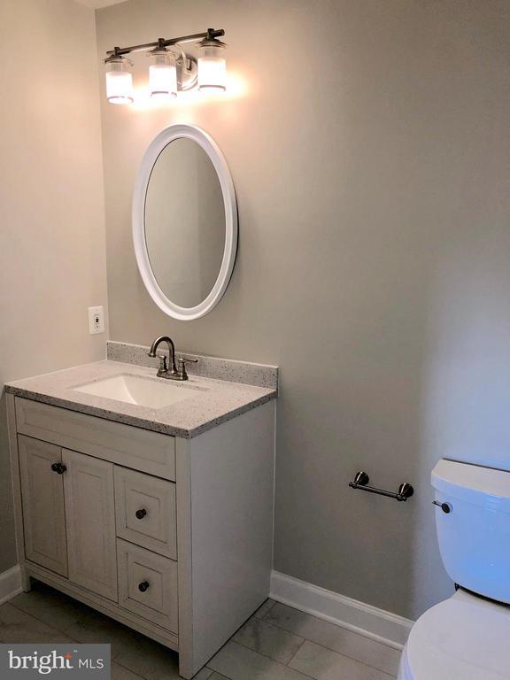 Newly Added Main Level Half Bath - 223 PRINCESS ST, ALEXANDRIA