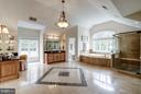 Bath (Master) - 8651 OLD DOMINION DR, MCLEAN