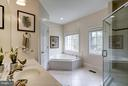 Main Level Suite: Bath - 8651 OLD DOMINION DR, MCLEAN