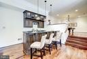 Wet Bar - 8651 OLD DOMINION DR, MCLEAN
