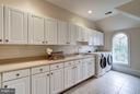 Laundry Room - 8651 OLD DOMINION DR, MCLEAN
