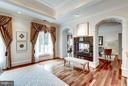 Bedroom (Master) - 8651 OLD DOMINION DR, MCLEAN