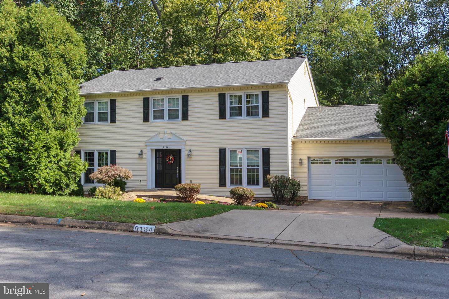 Single Family Home for Sale at 9134 Ermantrude Court 9134 Ermantrude Court Vienna, Virginia 22182 United States