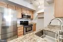 Gourmet kitchen! - 1024 UTAH ST #820, ARLINGTON